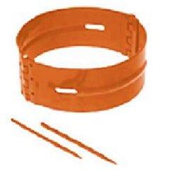 Phaze-Lok HSN Stop Collar, Hinged Stop Collar with spiral nails