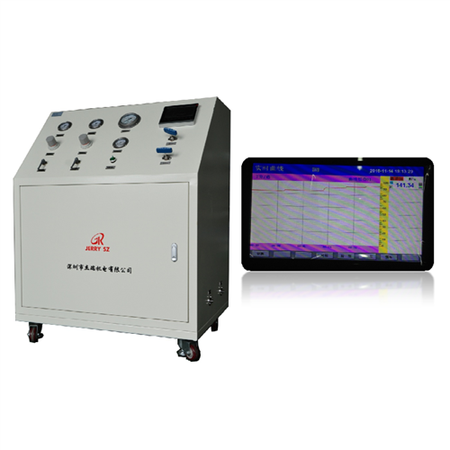 Pneumatic Driven Gas Booster System on Run In All | Instrumentation