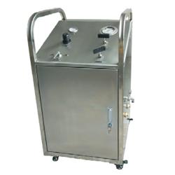 Pneumatic Driven Liquid Booster Unit